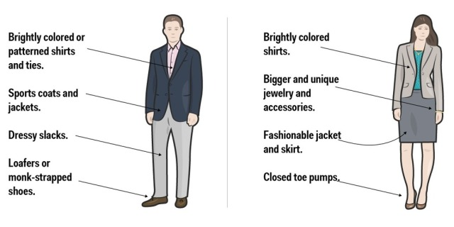 Here S What The Smart Casual Dress Code Really Means Executive